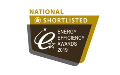 SAS ENERGY is shortlisted 3 times National Energy Efficiency Awards