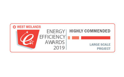 Highly Commended Award for Hammerson plc, Kier Construction + SAS ENERGY's Project Elliott's Field