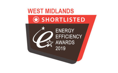 SAS ENERGY has been shortlisted for Solar Installer of the Year West Midlands