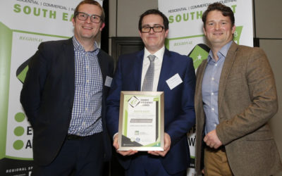 Energy Efficiency Awards applauds the University of Sussex Solar PV Installation