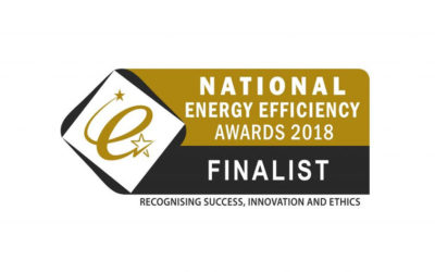 Finalist in Solar PV Installer of the Year category National Energy Efficiency Awards