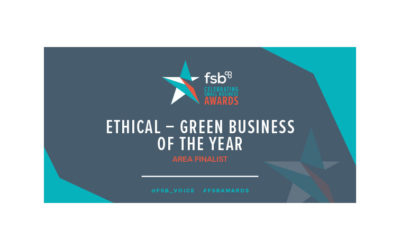 SAS Energy Shortlisted for Ethical Green Business of the Year by the FSB