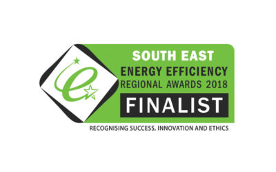 Finalists in the Energy Efficiency Awards in 2 categories