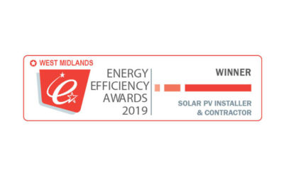Solar PV Installer of the Year 2019 – West Midlands