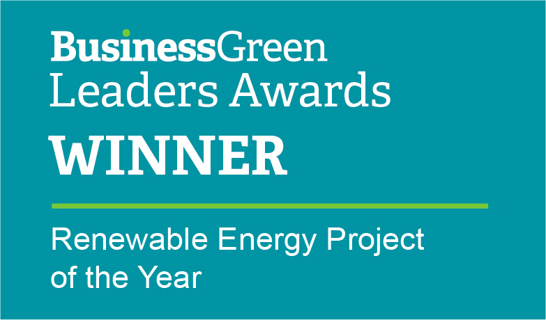 Business Leaders Green Project of the Year award winner